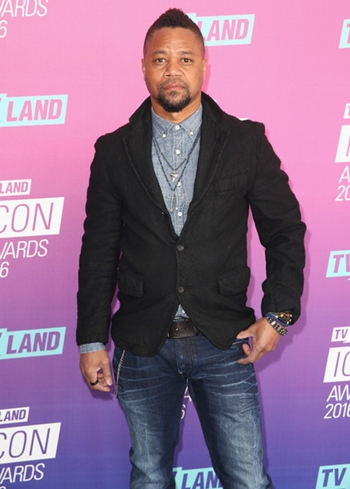 Cuba Gooding Jr. Body Measurements Shoe Size