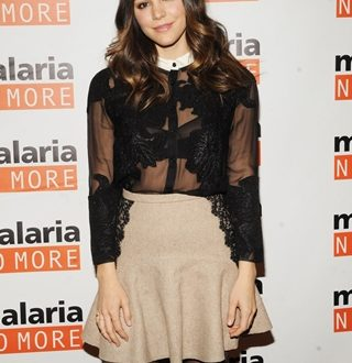 Katharine McPhee Body Measurements Bra Size