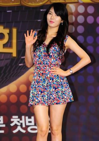 Kim Hyuna Body Measurements Height Weight