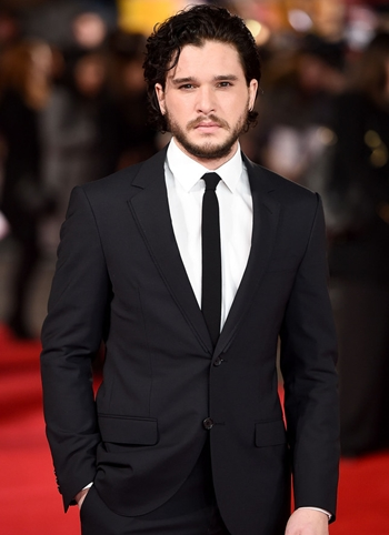 Kit Harington Body Measurements Height Weight