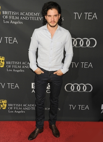 Kit Harington Height Weight Body Shape