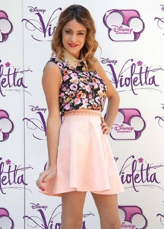 Martina Stoessel Body Measurements Height Weight