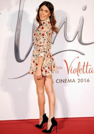 Martina Stoessel Height Weight Bra Size