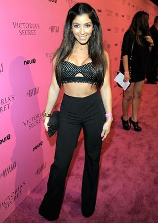 Melissa Molinaro Height Weight Body Figure Shape