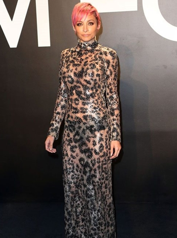 Nicole Richie Body Measurements Height Weight