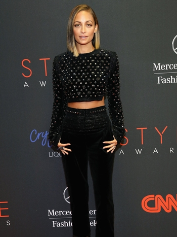 Nicole Richie Height Weight Body Figure Shape