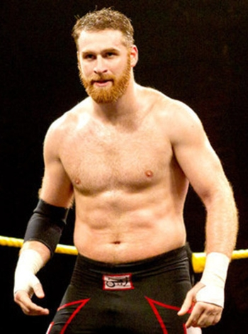 Sami Zayn Body Measurements Shoe Size
