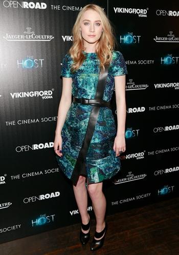 Saoirse Ronan Body Measurements Bra Size