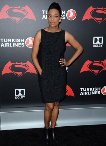 Aisha Tyler Height Weight Body Figure Shape