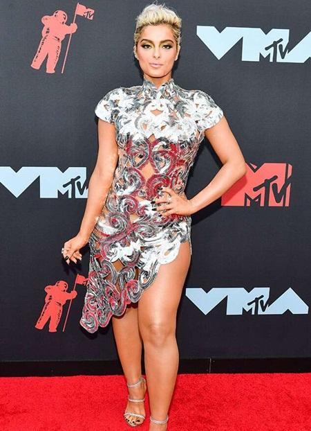 Bebe Rexha Body Measurements Bra Size