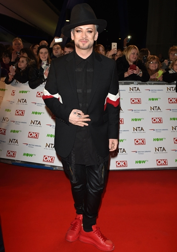 Boy George Height Weight Body Shape
