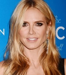 Heidi Klum Height Weight Bra Size Shoe Body Measurements Vital Stats