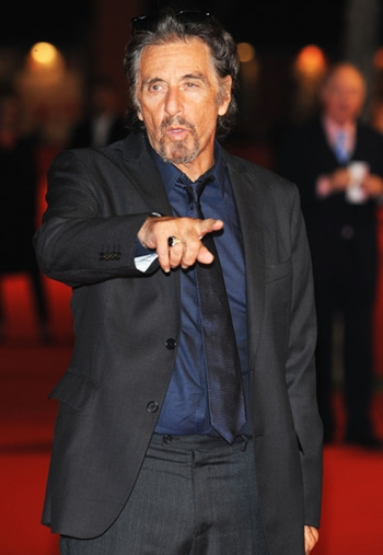 Al Pacino Body Measurements Shoe Size