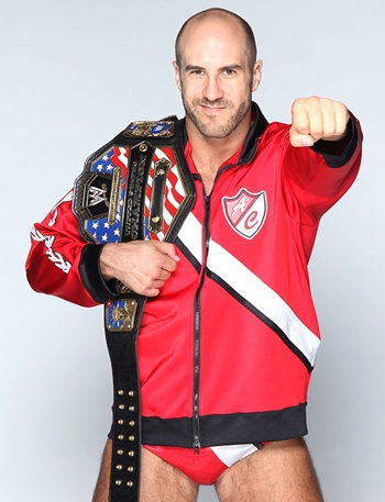 Antonio Cesaro Height Weight Body Shape