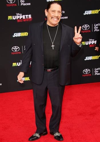 Danny Trejo Height Weight Body Shape
