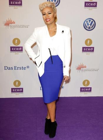 Emeli Sande Height Weight Body Shape