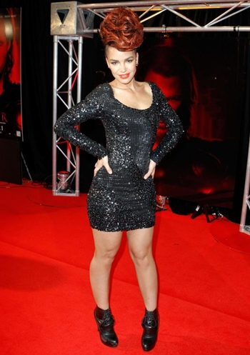 Eva Simons Height Weight Body Shape