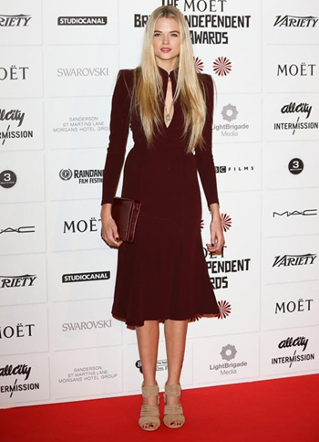 Gabriella Wilde Height Weight Body Shape