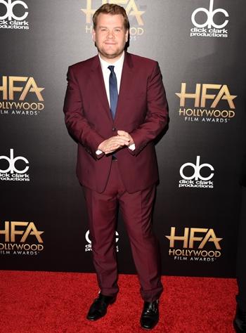 James Corden Height Weight Body Shape
