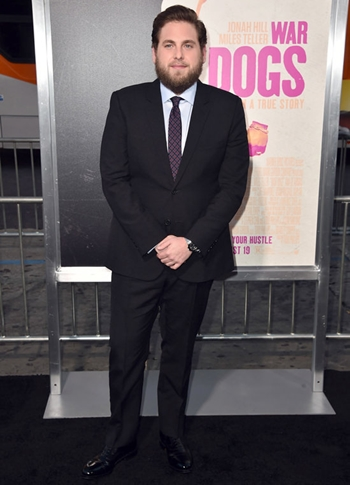 Jonah Hill Height Weight Body Shape
