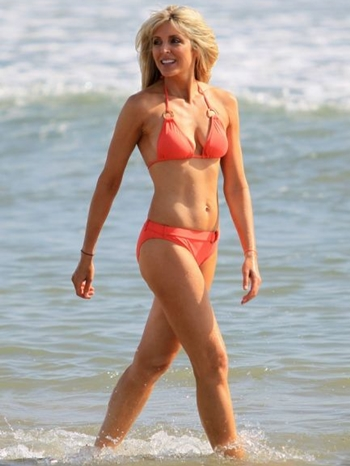 Marla Maples Body Measurements Height Weight Bra Size Age Stats