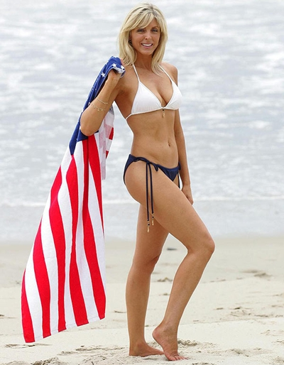 Marla Maples Height Weight Body Shape