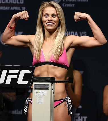 Paige VanZant Height Weight Body Shape