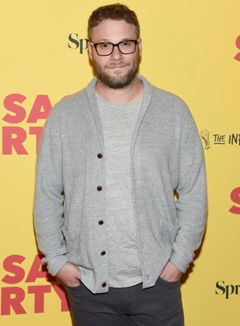 Seth Rogen Body Measurements Vital Stats