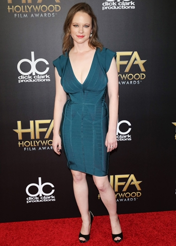 Thora Birch Body Measurements Bra Size