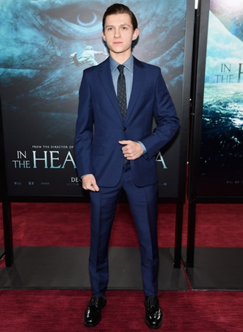 Tom Holland Height Weight Body Shape
