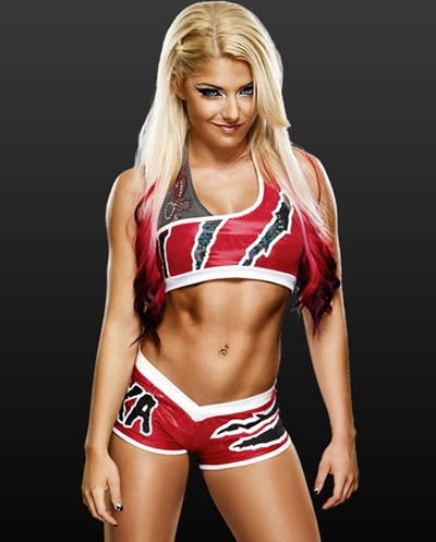 Alexa Bliss Height Weight Body Shape