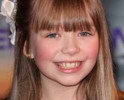 Connie Talbot Height Weight Body Measurements Bra Size Age Facts