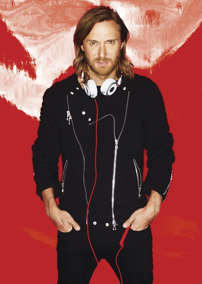 David Guetta Height Weight Body Shape