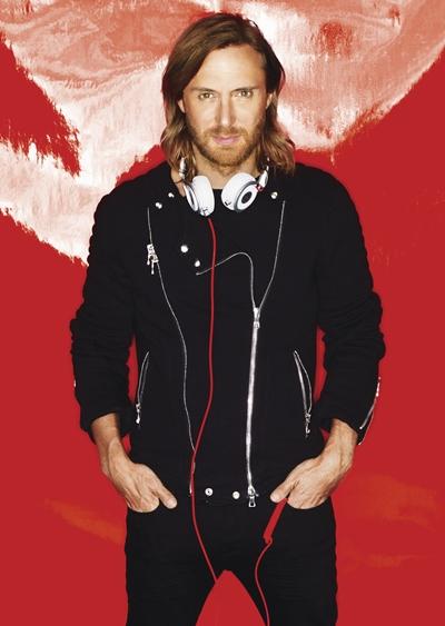 David Guetta Height Weight Body Shape
