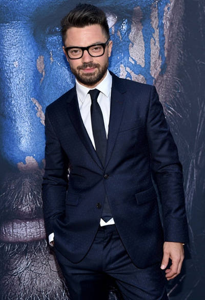 Dominic Cooper Body Measurements Height Weight