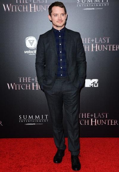 Elijah Wood Height Weight Body Shape