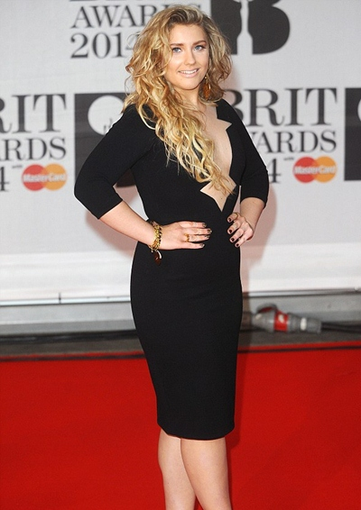 Ella Henderson Height Weight Body Shape