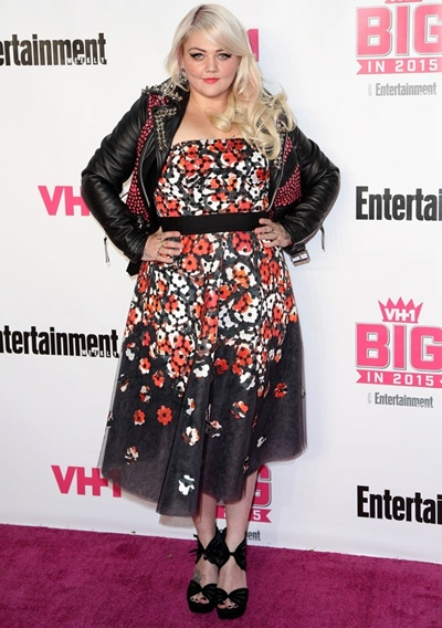Elle King Body Measurements Bra Size
