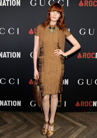 Florence Welch Body Measurements Bra Size