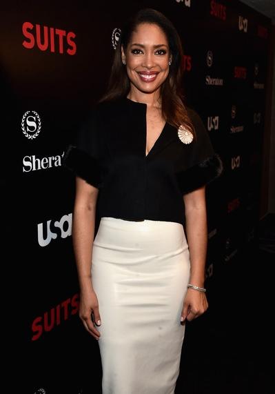 Gina Torres Body Measurements Bra Size