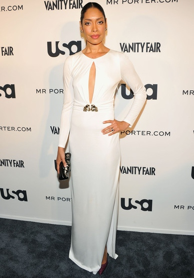 Gina Torres Height Weight Body Shape