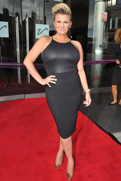 Kerry Katona Height Weight Body Shape