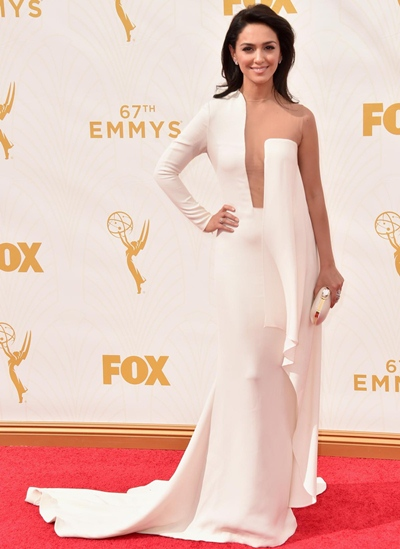 Nazanin Boniadi Height Weight Body Shape