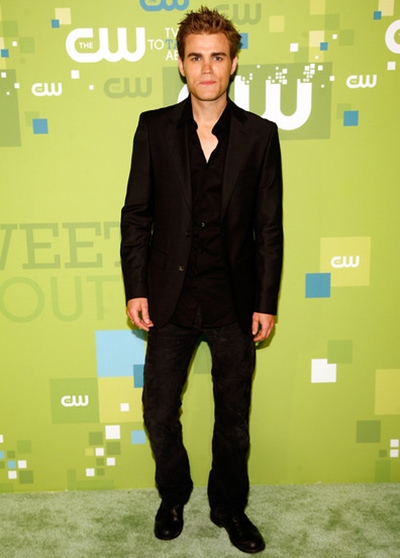 Paul Wesley Body Measurements Shoe Size