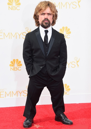 Peter Dinklage Height Weight Body Shape