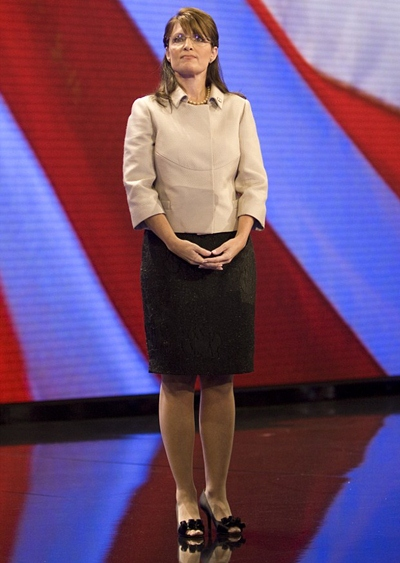 Sarah Palin Height Weight Body Shape