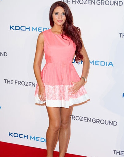 Amy Childs Height Weight Body Shape