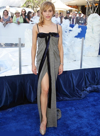 Brittany Murphy Height Weight Body Shape