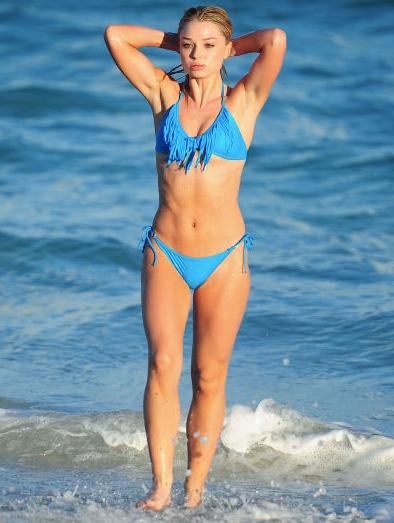 Emma Rigby Height Weight Body Shape