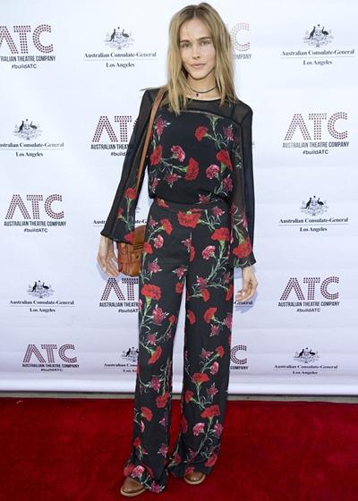 Isabel Lucas Height Weight Body Shape